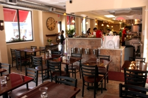 Santucci's Now Open – 10th &Christian