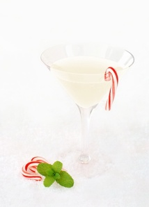 Happy Elf Martini