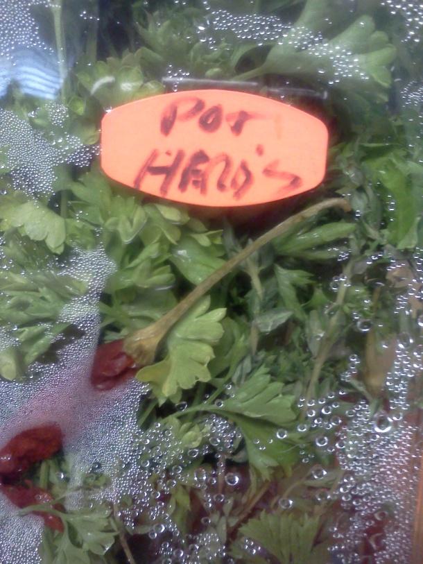 Pot Herbs