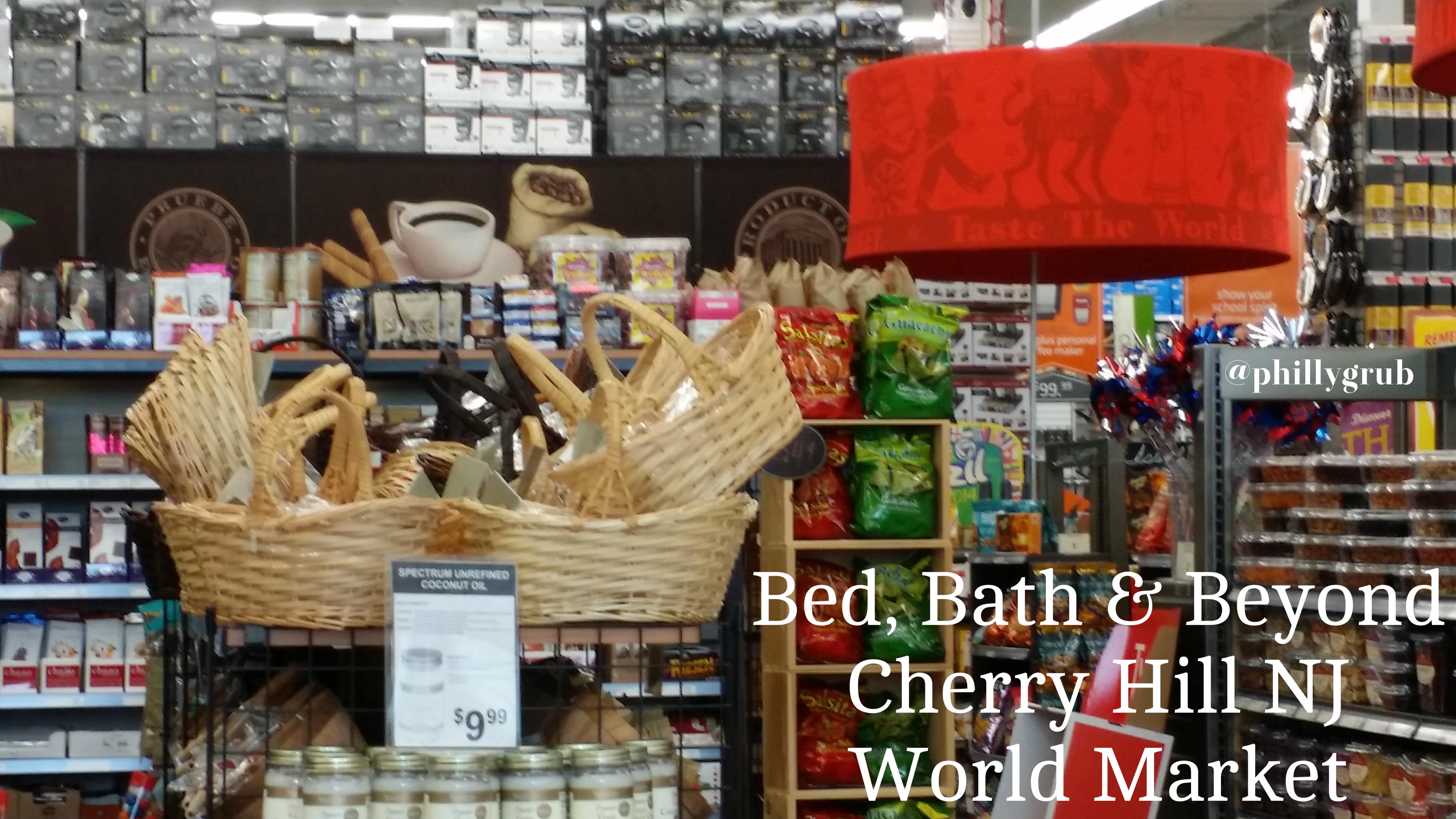 image  Bed Bath  amp  Beyond Cherry Hill NJ World Market. Bed Bath  amp  Beyond World Market Cherry Hill NJ   Philly Grub
