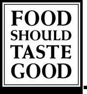 FoodShouldTasteGood