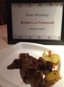 Brisket by Peter Woolsey at Bubby's Cook-Off