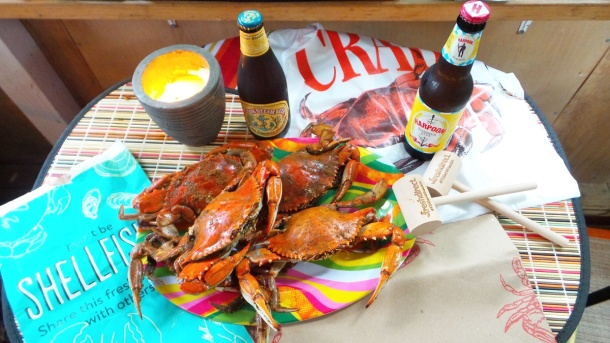 Fresh Direct Maryland Blue Crab Kit
