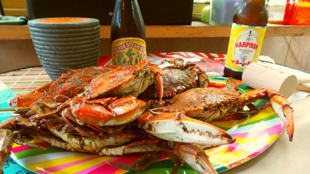 Fresh Direct Maryland Blue Crabs