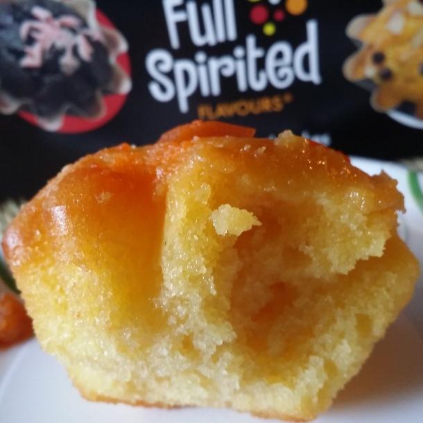 full spirited flavours mango coconut rum cake