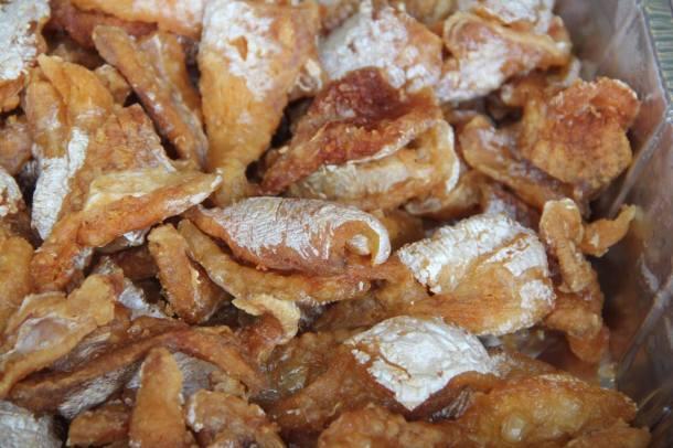 Ippolitos Crispy Fish Jawns