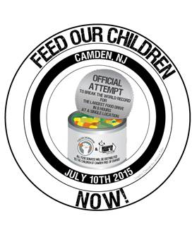 Guinness Food Drive Record To Be Shattered at Vans Warp Tour by Feed Our Children Now in Camden NJ