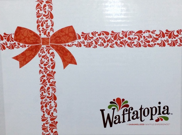 Waffatopia Unopened Box