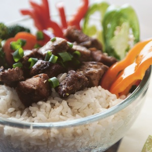 Wandering Chef Steak Bowl