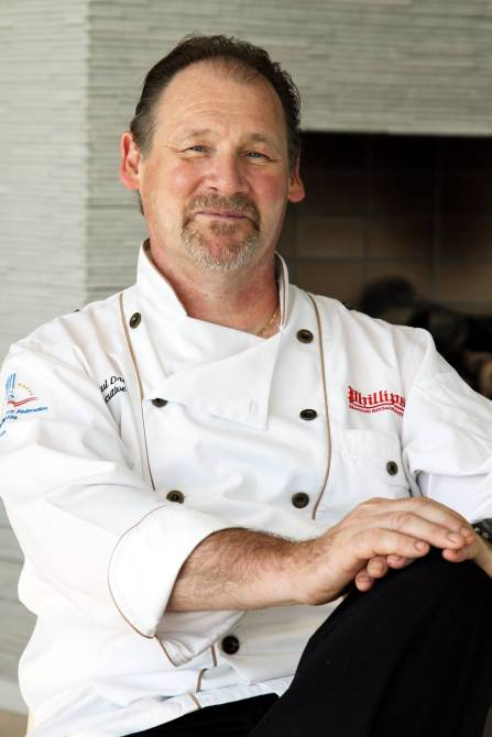 Chef Paul Drew Phillips Seafood Atlantic City