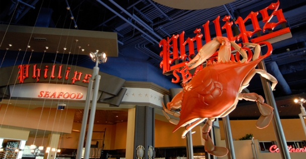 Phillips Seafood Atlantic City