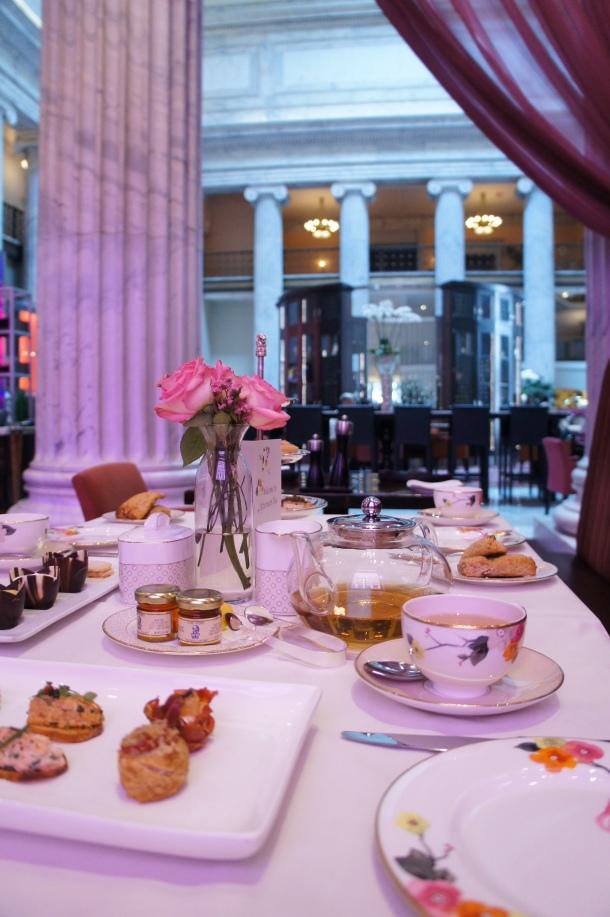 Tea at the ritz philadelphia