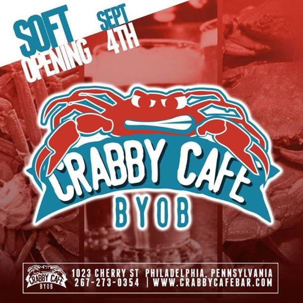 Crabby Cafe BYOB Chinatown