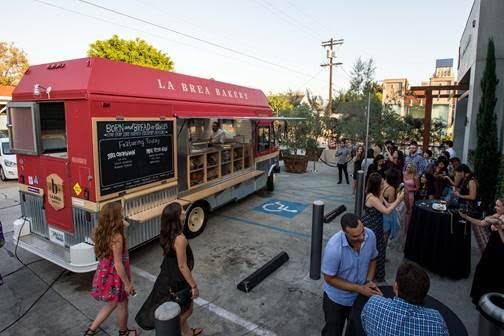 La Brea Bakery Food Truck Tour