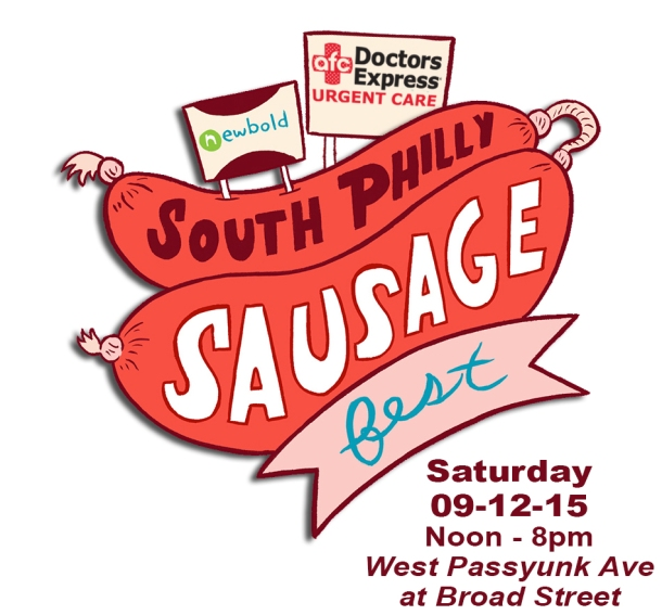South Philly Sausagefest 2015
