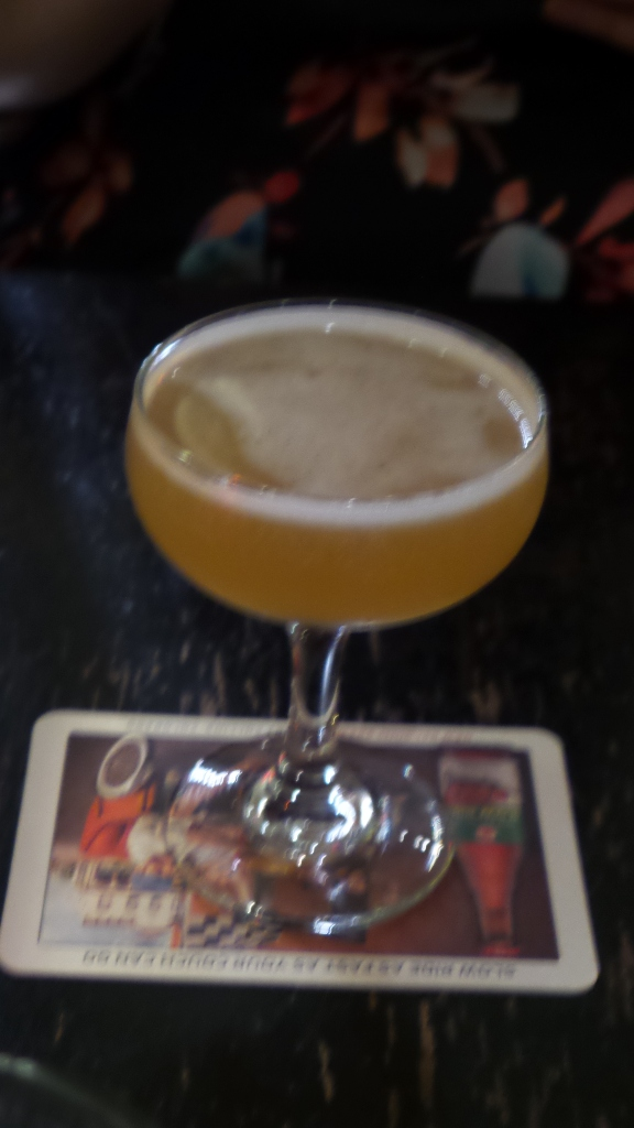 "The ""Country Daisy"" at SOUTH Kitchen & Jazz Parlor"