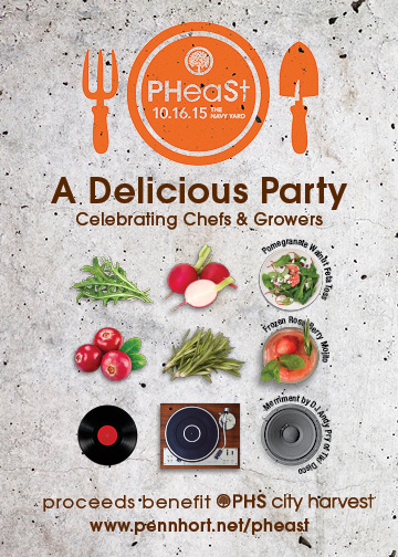 Savor The Harvest At Pheast October 16 At Navy Yard