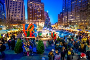 Christmas Village Returns to LOVE Park For 2015 HolidaySeason