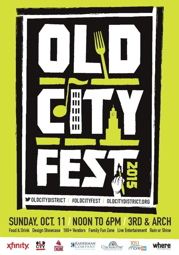 Old City Fest 2015