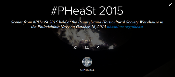 #PHeaSt 2015