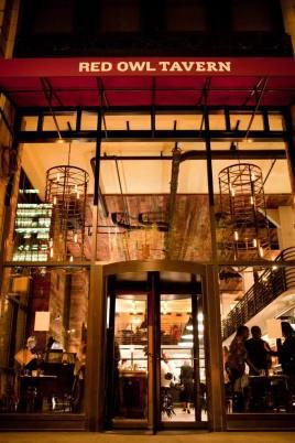 Red Owl Tavern Old City Philadelphia