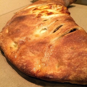 Steak Stromboli is an Eagles Game Day Good Luck Food
