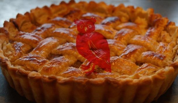 Red Owl Tavern Apple Pie