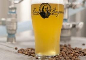 Saint Benjamin Beer Dinner at La PegBrasserie
