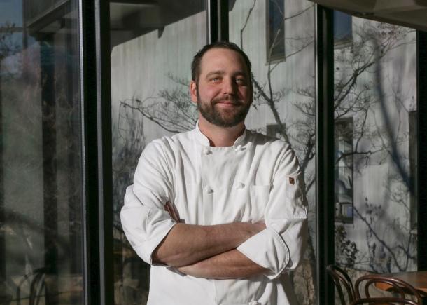 Chef MacGregor Mann