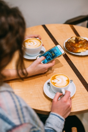 Coffee-Based Mobile App, CUPS, Launches In Philly NextWeek
