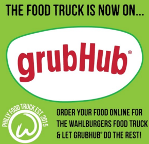 Wahlburgers Partners with GrubHub for Delivery Service