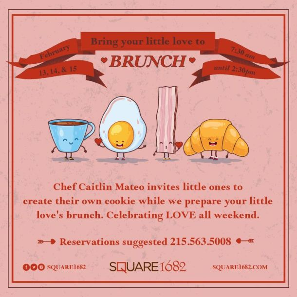 Bring Your Little Love Brunch Square 1682