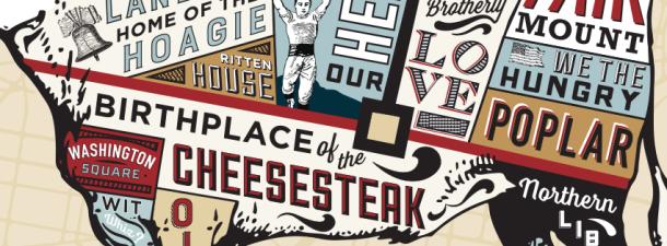 Philadelphia Cheesesteak Shop Cleavers