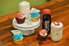 P'unk Burger Celebrates 1 Year with Decadent BirthdayShakes
