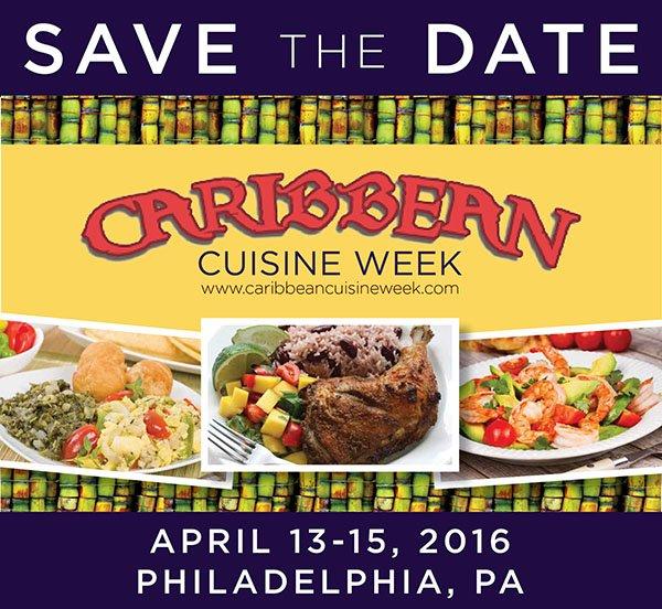 Caribbean Cuisine Week Philadelphia 2016