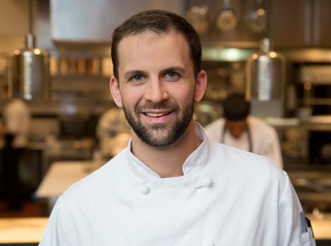 Chef John Patterson of Fork Restaurant
