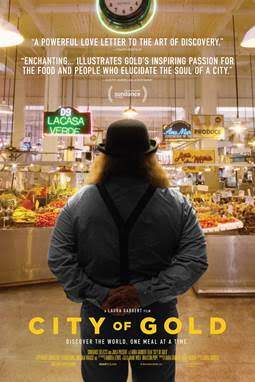 [GIVEAWAY] City of Gold, The Story of LA Food Critic Jonathan Gold, at The Ritz at TheBourse