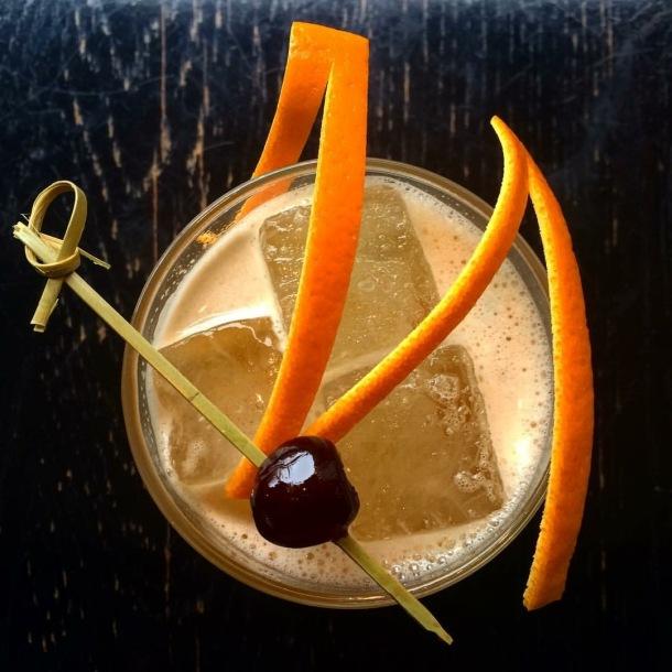 Sonny Boy Cocktail at a.bar