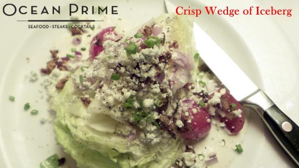 cean Prime - Crisp Iceberg Salad