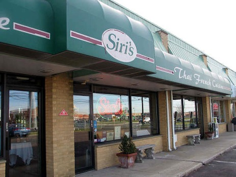 Siri's Thai French Cuisine in Cherry Hill NJ