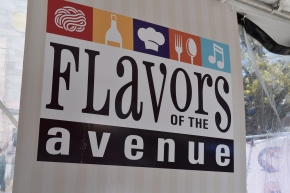Scenes from Flavors of the Avenue