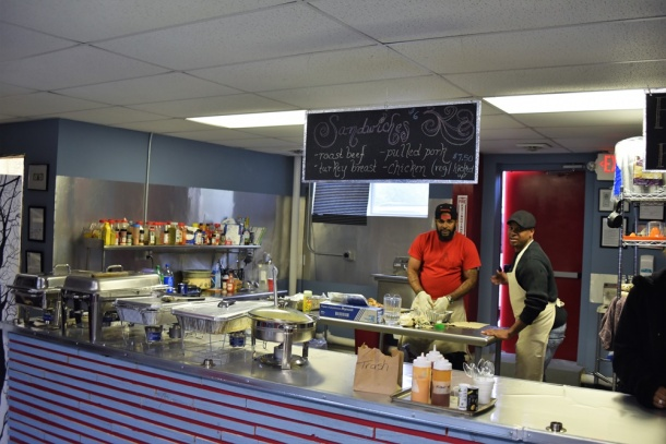 MEN in the Kitchen Pennsauken