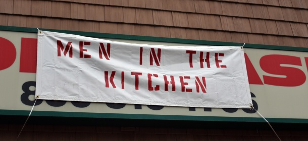 MEN in the Kitchen BBQ Pennsauken