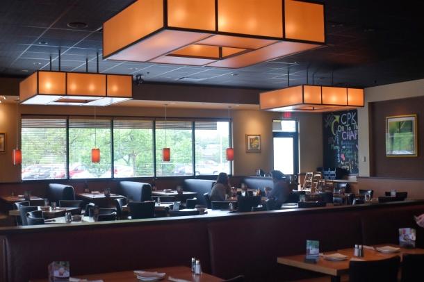 Taste Test California Pizza Kitchen Next Chapter Menu Philly Grub
