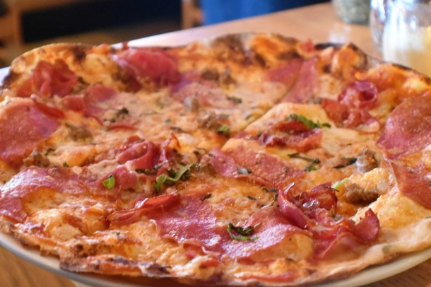 CPK Cherry Hill Sicilian Thin Crust Pizza