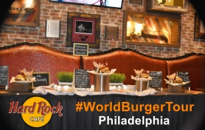 World Burger Tour at Hard RockPhiladelphia
