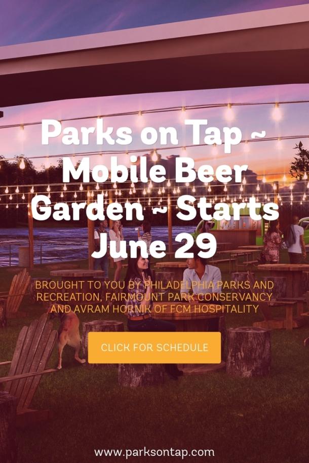Parks on Tap Philadelphia 2016