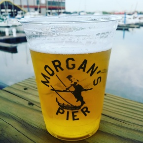 A Taste of Morgan's Pier and Bonus Q&A with Chef JimBurke