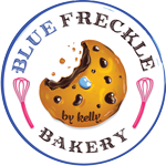 Blue Freckle Cookies (made in NJ)