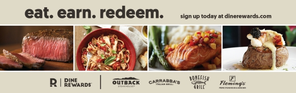 Dine Rewards by Bloomin' Brands
